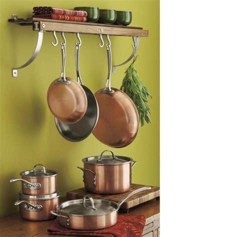 calphalon tri ply copper  piece cookware set copperpotskitchenwoods cookware set copper
