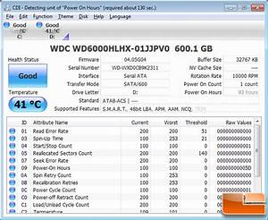WD VelociRaptor 600GB SATA 6Gbps Hard Drive Review Page