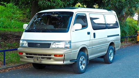 Toyota Hiace Usa by 1993 Toyota Hiace Turbo Diesel 4x4 Usa Import Japan