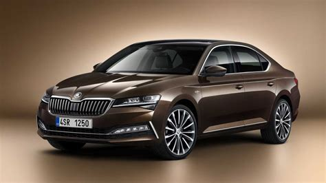 2020 Skoda Superb Facelift India Launch In May - Details