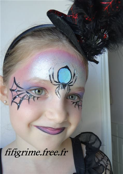 maquillage de sorcière pour fille maquillage enfant sorci 232 re maquillage artistique enfants adultes