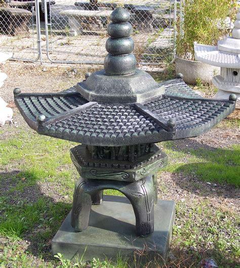 Asian Garden Art And Statuary  Concrete Garden Decor