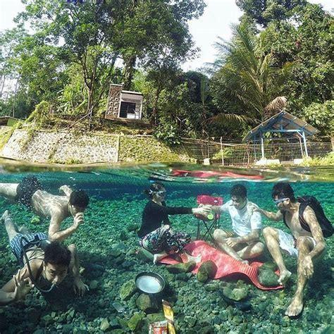 limakaki lima lokasi wisata  water spot  magelang