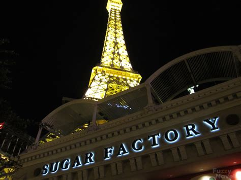 sugar factory restaurant  paris las vegas fuzzy navels