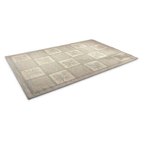 5x8 pinecones outdoor rug 203882 outdoor rugs at