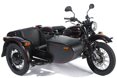 Mail-order Motorcycle? Sidecar Bike Makes Catalog Cover