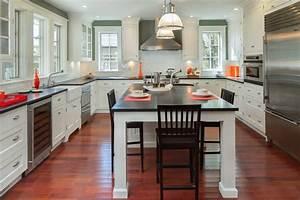 41 U-Shaped Kitchen Designs - Love Home Designs