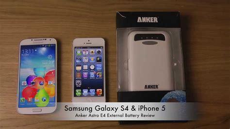 Samsung Galaxy S4 & Iphone 5