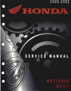 Honda Rvt 1000 R Sp2 Repair Manual Pdf Download
