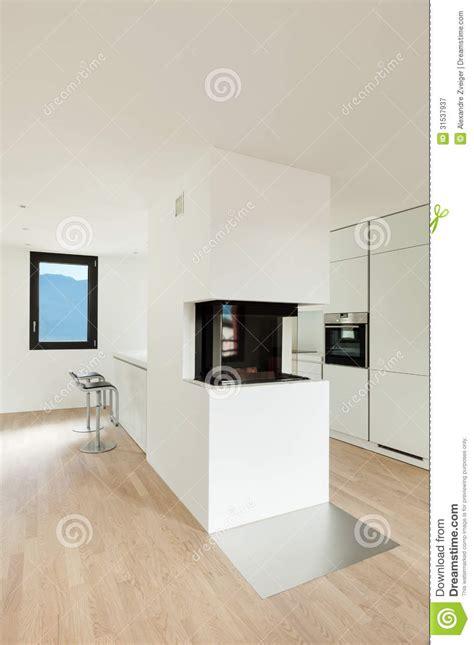 cuisine chemin馥 chemine de cuisine photo banque intrieur de la maison