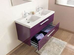 petite salle de bains 4 conseils pour optimiser une With porte de douche coulissante avec meuble salle de bain decotec bento