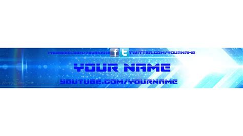 youtube banner template  gimp mac windows