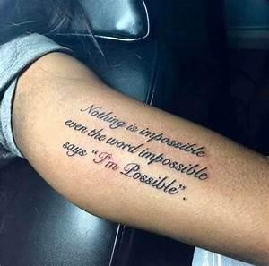 Sprüche Für Tattoos : 1001 ideen f r tattoo spr che zum t towieren tattoo ideen pinterest tattoo tatting and ~ Frokenaadalensverden.com Haus und Dekorationen