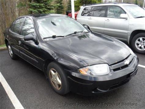 Chevy Cavalier '04   Cheap Car For Sale Under $1000 in OH