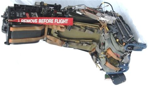 siege ejectable mirage 2000 raf harrier gr9 mk 12h ejection seat now avaialble jet