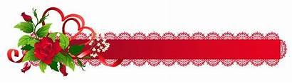 Ribbon Rose Clipart Deco Decorative Elements Centerblog