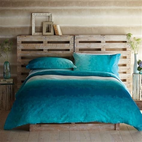 Headboard Pallets by Diy Upcycled Pallet Headboard Ideas Pallet Wood Projects