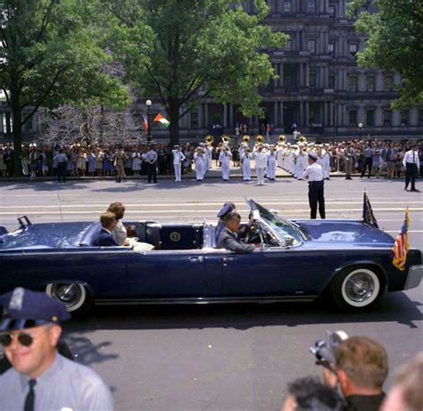 Jfk Limousine by 1000 Images About Parade Motorcade As President On