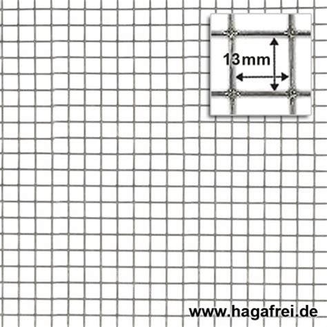 Punktgeschweißte Gitter Feuerverzinkt 13x1,0mm 25m