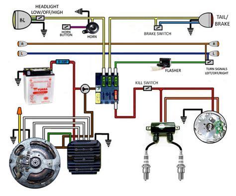 banshee wiring rectifier 24 wiring diagram images