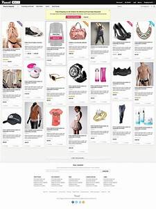 responsive magento template em pinnest With magento community templates