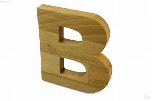 Buchstaben Holz Groß : holz buchstabe b nachhaltiges aus sozialen manufakturen ~ Eleganceandgraceweddings.com Haus und Dekorationen