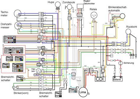 yamaha sr 125 wiring diagram yamaha xj 650 wiring diagram