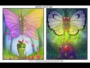 Venonat = Butterfree theory Debunked! - YouTube