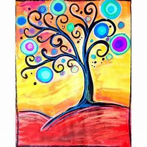 Bricolage Automne Primaire : arbre d 39 automne la westcoast id es cr atives art plastique arbre automne et art ~ Dode.kayakingforconservation.com Idées de Décoration