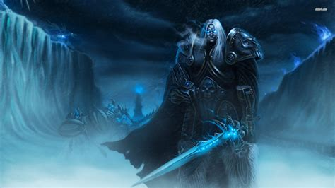 Animated Lich King Wallpaper - arthas wallpaper wallpapersafari