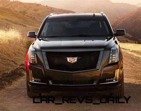 escalade  series  escalade esv vsport  renderings thoughts wd