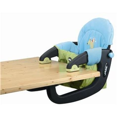siege bebe adaptable chaise j 39 ai testé pour vous la chaise de table jané baby pop