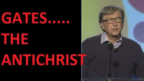 Meet Bill Gates - the antichrist or one of his pawns ...