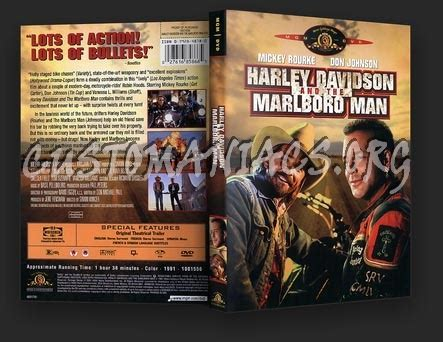 Information About Harley Davidson And The Marlboro Man Dvd