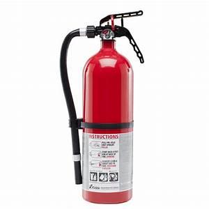 Shop Kidde Living Area 2A10BC Fire Extinguisher at Lowes com