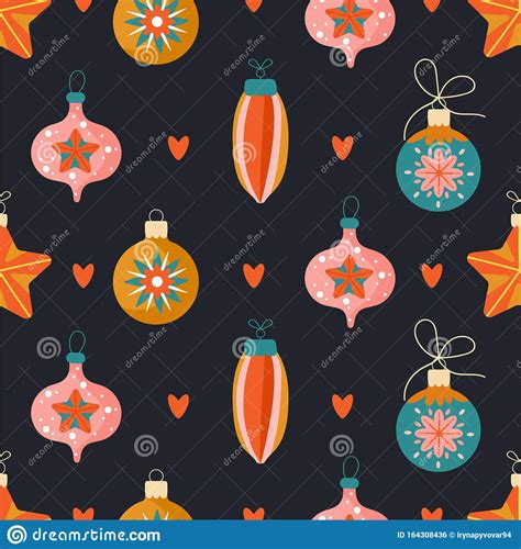 Merry christmas and happy new year. Merry Christmas And Happy New Year Background. Seamless ...