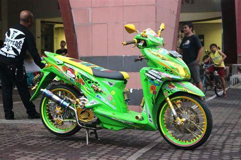 Gambar Modifikasi Motor Vario 150 by Koleksi Ide Modifikasi Motor Vario 150 Thailand Terbaru