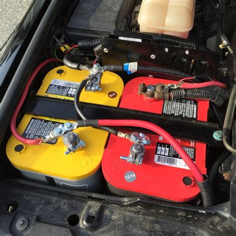 land rover discovery ii overland designs battery box