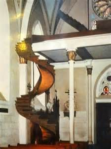 Spiral Staircase Without Support by Photo Of Famous Staircase Before Railing Was Added