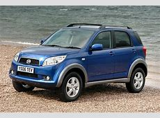Daihatsu Terios 2006 Car Review Honest John