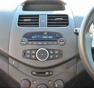 Holden Barina Spark 2010