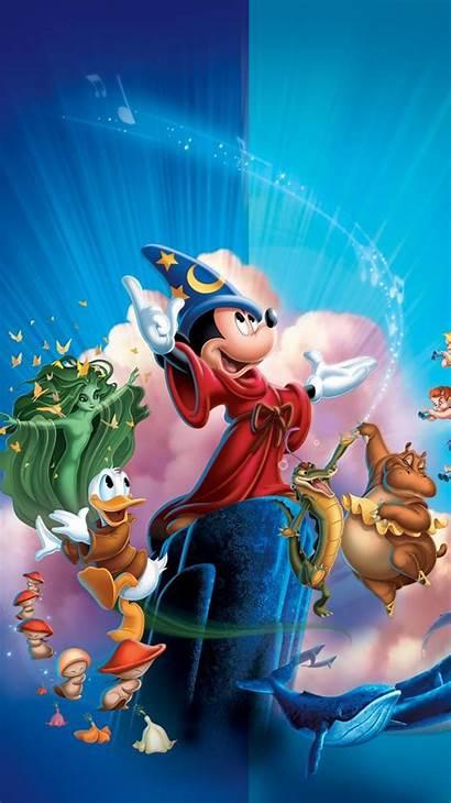 Fantasia Disney 2000 Movies Walt Characters Posters