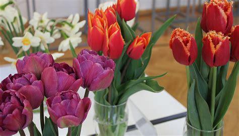 """Izstāde """"Pavasara ziedi"""