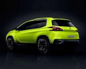Future 2008 Peugeot : peugeot 2008 concept les concept cars peugeot ~ Dallasstarsshop.com Idées de Décoration