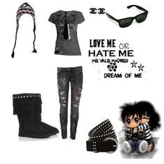 Emo Shoes For School