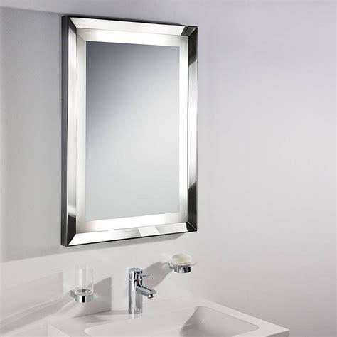 Silver Bathroom Mirror Rectangular 25 collection of silver rectangular mirrors
