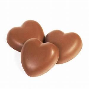 Fine Bulk Chocolates- Whitakers Milk Chocolate Hearts- 1Kg