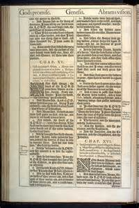 Original 1611 King James Bible