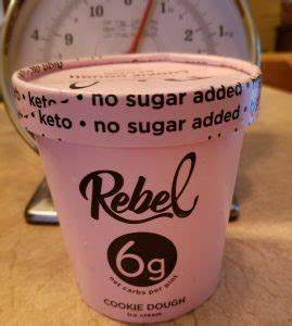 Rebel Ice Cream Review David 39 S Way To Health And Fitness