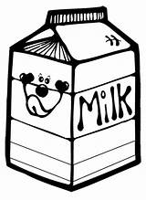 Coloring Milk Pages Carton Box Printable Action Kidsdrawing Boxes Anycoloring Cheese sketch template